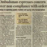 Ombudsman expresses concern over non-compliance with orders