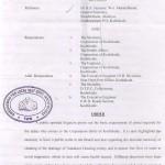 Ombudsman Proceeding, 15-06-2011