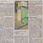Mixed response to e-toilet facility