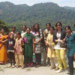 Ecological tour to Kakkayam, Janakikkadu 1