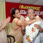Honouring Adv.M. Leelavathy  (1)