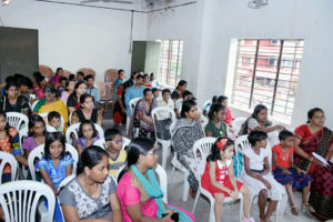 Kattuvayal Colony Note book Distribution 1