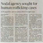 Nodal agency sought for human trafficking cases